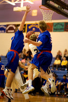 Mullen Varsity Basketball vs Cherry Creek