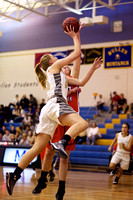 Mullen Girls V vs. Cherry Creek • 2/6/15